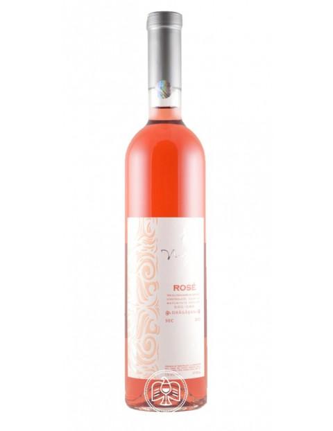 Negrini Roze - Merlot Negru de Dragasani si Cabernet Sauvignon