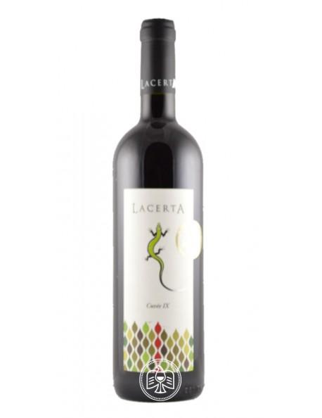 LacertA Cuvee IX - Cabernet Sauvignon Merlot Feteasca Neagra Blaufraenkisch