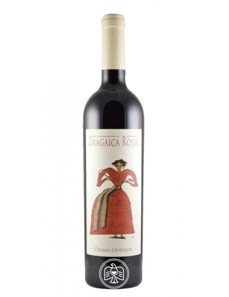 Crama Oprisor Colectia Oltenia Profunda - Dragaica Rosie - Cabernet Sauvignon Merlot Pinot Noir si Shiraz
