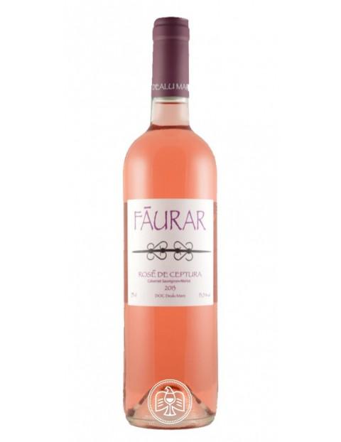 DAVINO Faurar Rose de CEPTURA- cupaj Cabernet Sauvignon, Merlot