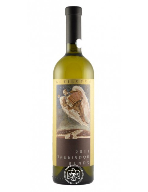 Basilescu - Ingerii din Micul Paris - Sauvignon Blanc