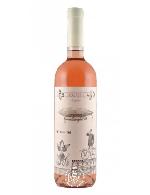 Licorna Winehouse Serafim - Rose - Cabernet Sauvignon, Merlot, Syrah