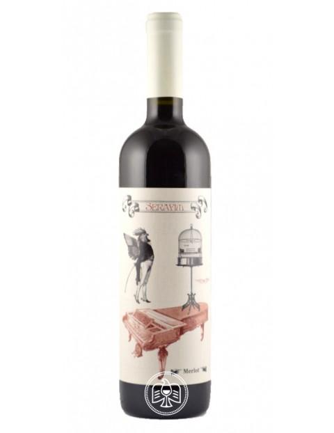 Licorna Winehouse Serafim - Merlot