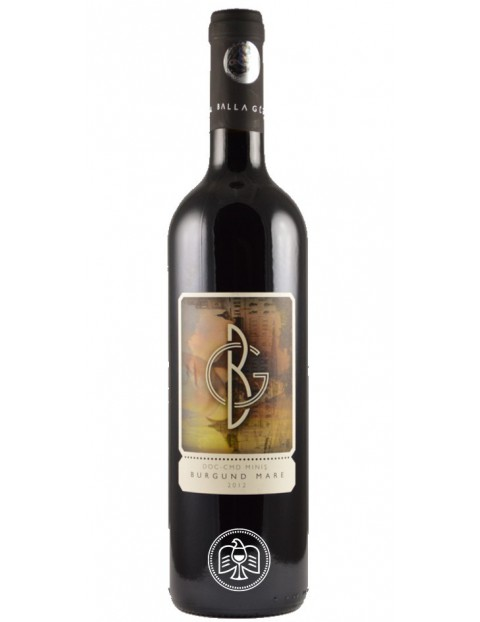 Wine Princess Balla Geza - Burgund Mare