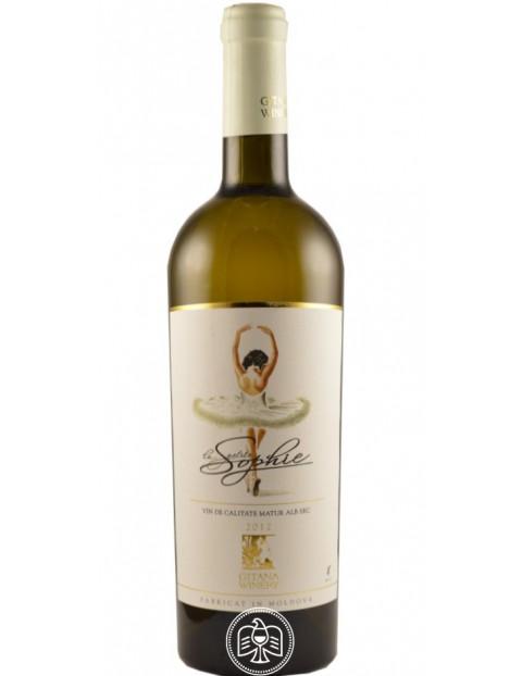 Gitana La Petite Sophie - cupaj Chardonnay, Feteasca Regala si Riesling de Rin