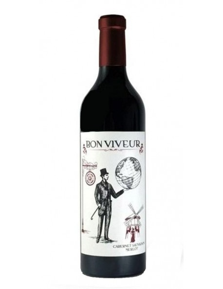 Licorna Winehouse Bon Viveur- Cabernet Sauvignon si Merlot