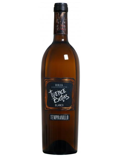 Tuerce Botas - 2017 Rioja Tempranillo Blanco