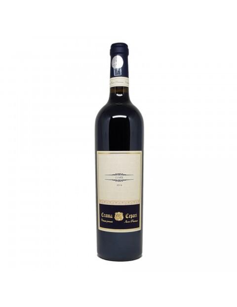 Crama Cepari Cuvee - Cabernet Sauvignon Pinot Noir Negru de Dragasani