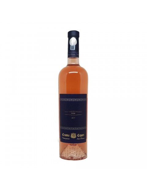 Crama Cepari Rose - Cabernet Sauvignon, Negru de Dragasani