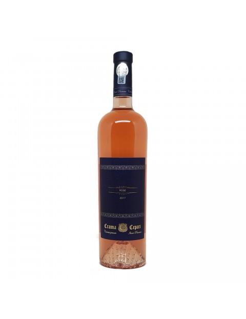 Cepari-Rose-Cabernet Sauvignon, Negru de Dragasani