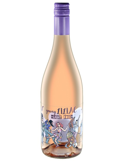 Liliac Young - Light Rosé - Feteasca Neagra