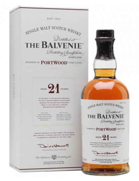 Balvenie 21 Y. PORTWOOD