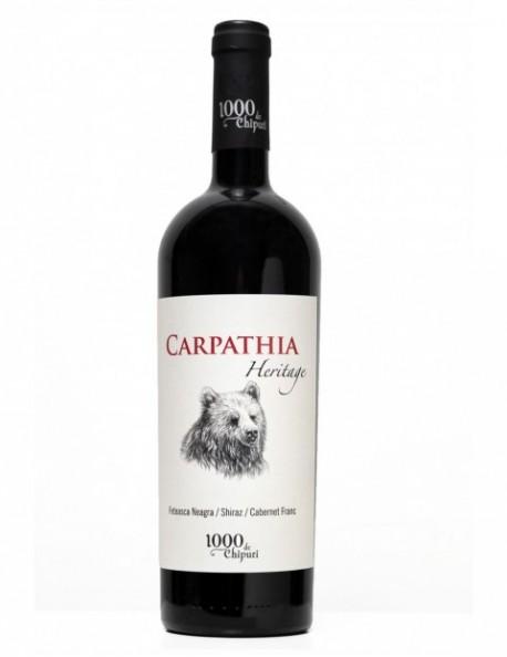 1000 de Chipuri - Carpathia Heritage
