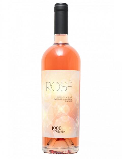 1000 chipuri Rose - FN,CS, Sh