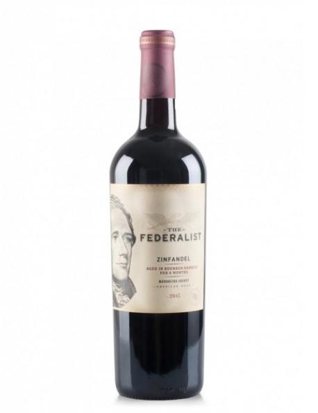 Federalist - Zinfandel - Bourbon Cask Finish