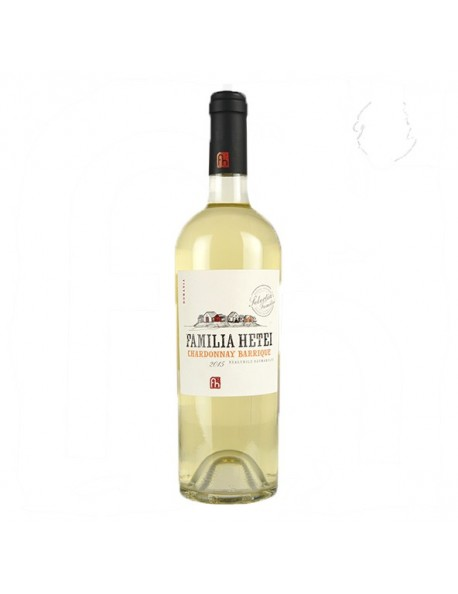 Hetei - Selectia Familiei - Chardonnay Barique