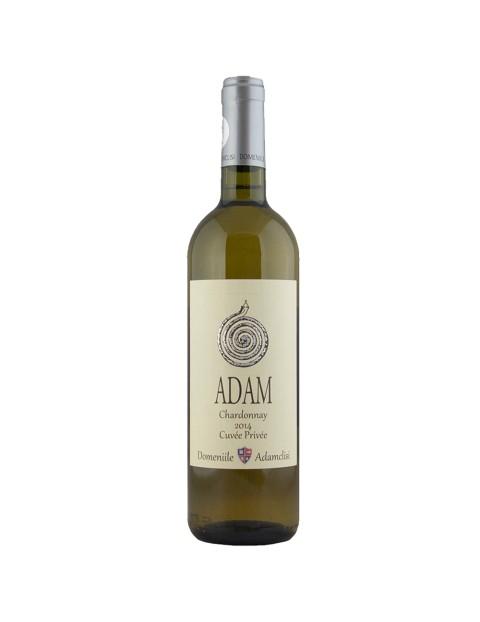 Adamclisi - Adam Cuvee Privee Chardonnay