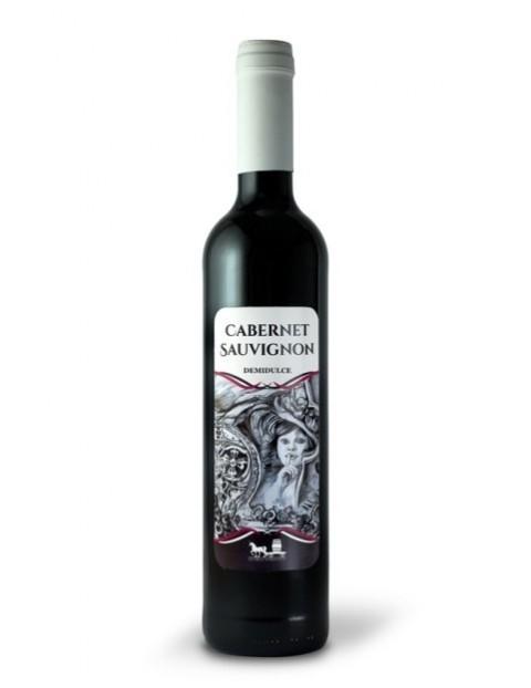 Licorna - Cabernet Sauvignon demidulce