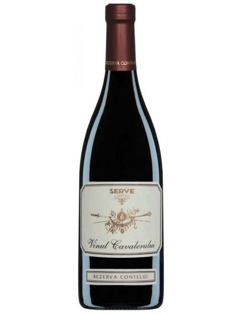 SERVE - Vinul Cavalerului - Rezerva Contelui Rosu