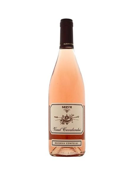 SERVE - Vinul Cavalerului - Rezerva Contelui Roze