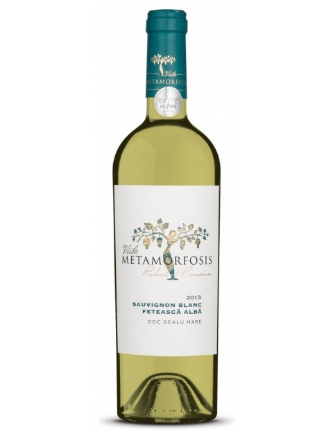 Metamorfosis - Feteasca Alba Sauvignon Blanc