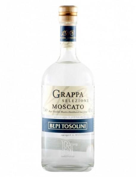 Bepi Tosolini - Grappa Selezione - Moscato