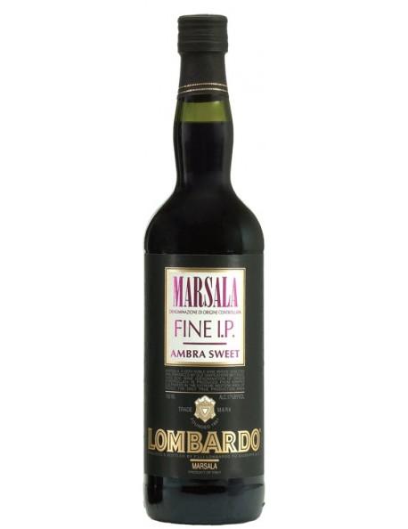 Lombardo - Marsala Ambra Sweet
