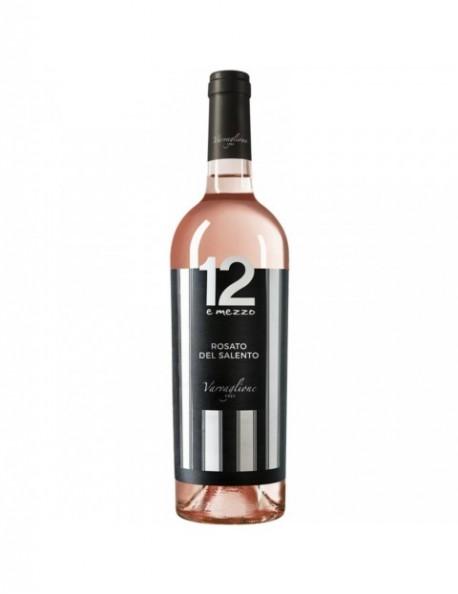 Varvaglione - 12 e Mezzo - Rosato del Salento