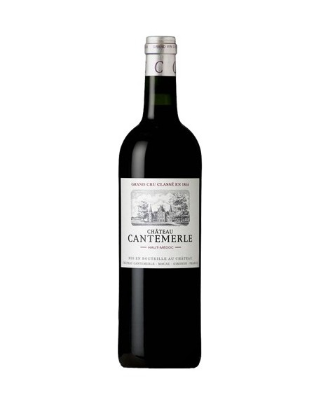 Chateau Haut Medoc - Cantemerle