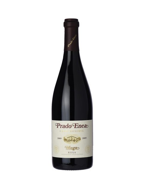 Muga 2009 Rioja Grand Rezerva Prado Enea