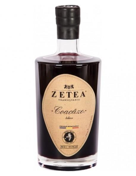 Zetea - Lichior de coacaze negre 70cl