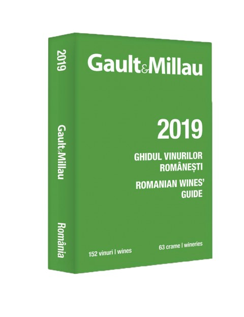 Gault&Millau -Ghidul Vinurilor Romanesti