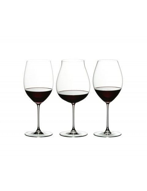 Riedel Pahare Veritas Red Wine set 3 pahare
