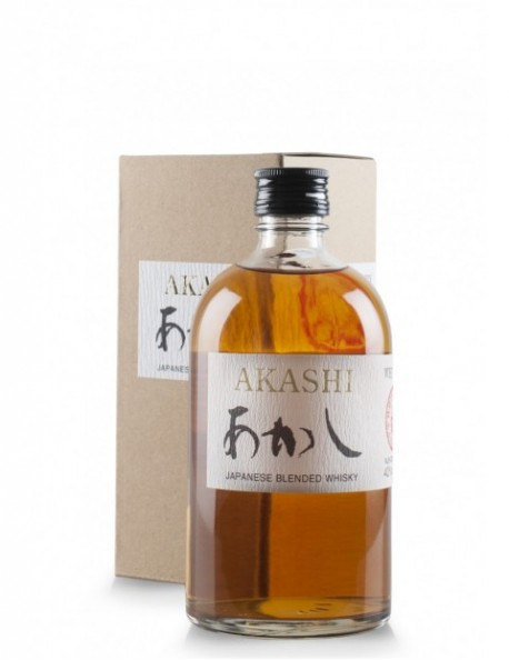 Akashi Whisky - White Oak Distillery