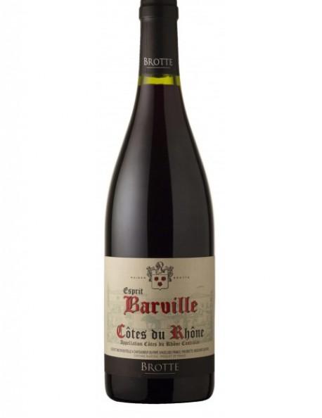 Barville - Cotes du Rhone - Rouge