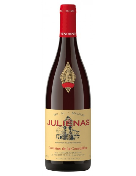 Chateau Fuisee - Julienas - Beaujolais