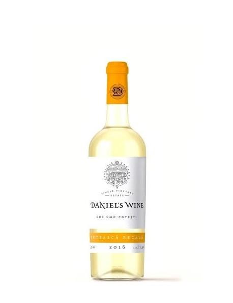 Daniel's Wine - Feteasca Regala