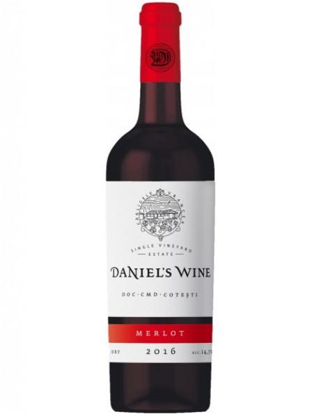 Daniel's Wine - Merlot Limited Edition