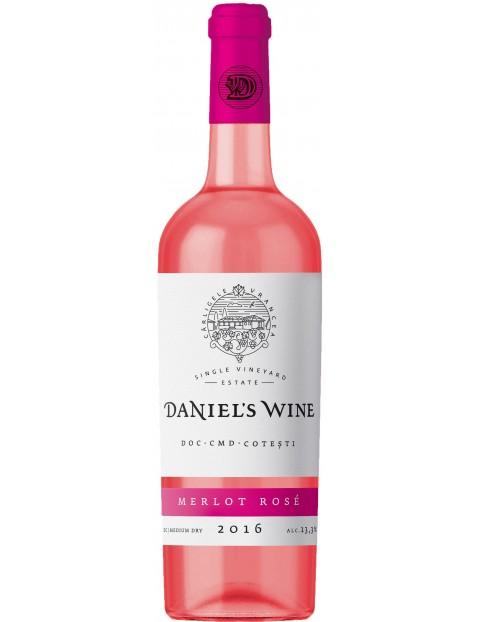 Daniel's Wine - Merlot Roze