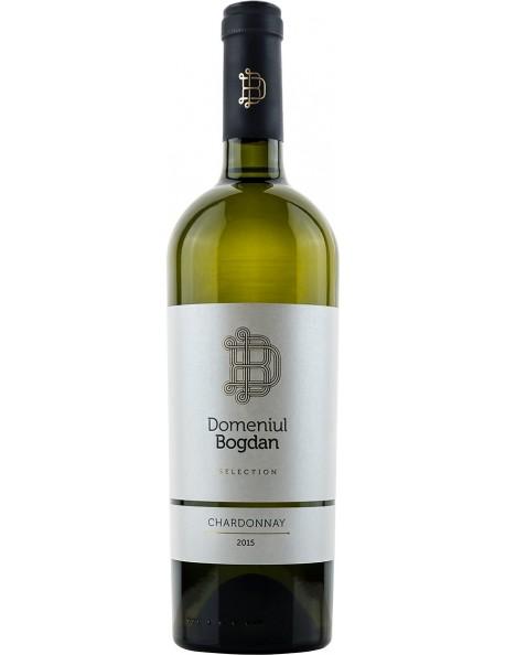 Domeniul Bogdan - Selection - Chardonnay