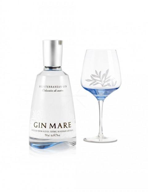Gin Mare Meditaerranean + Pahar