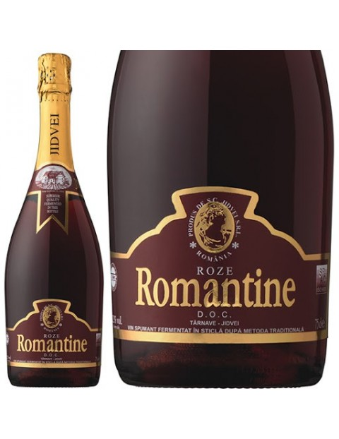 Jidvei - Spumant - Romantine Rose