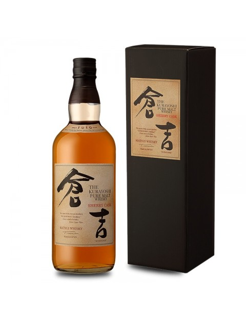Whisky The Kurayoshi Pure Malt