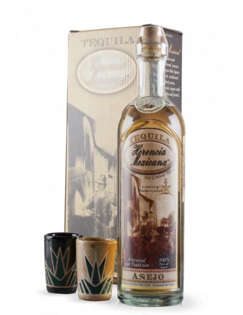Tequila - Herencia Anejo Gift Pack