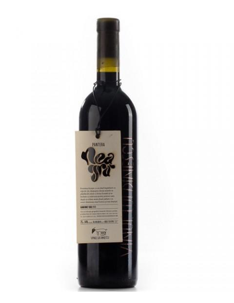Vinul lui Dinescu - Pantera neagra - Cabernet Sauvignon
