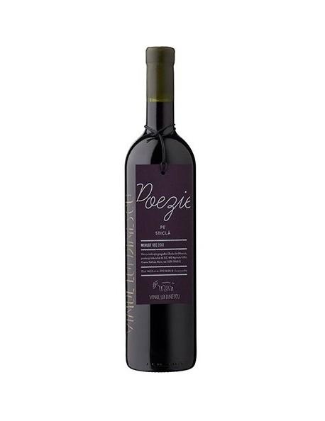 Vinul lui Dinescu - Poezie - Merlot