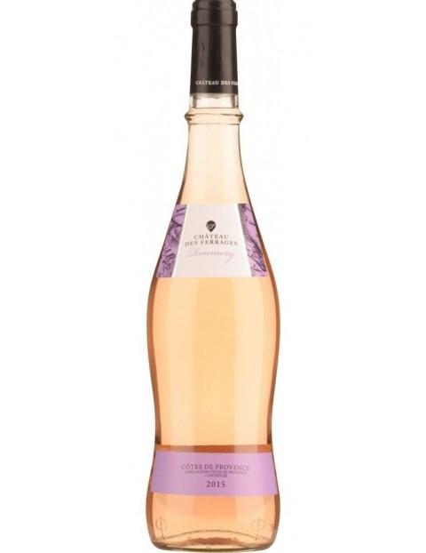 Chateau Des Ferrages - Cotes de Provence - Rose