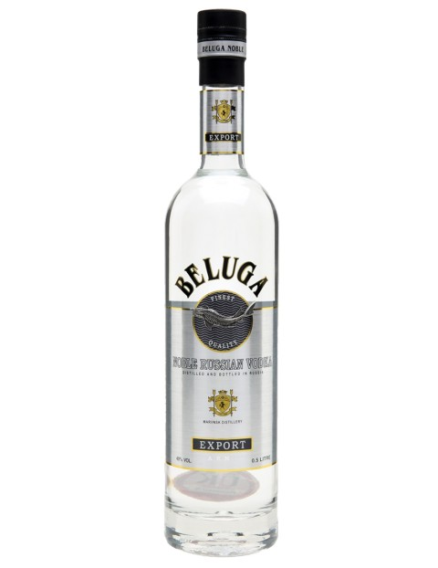 Beluga - Vodka Noble Russian