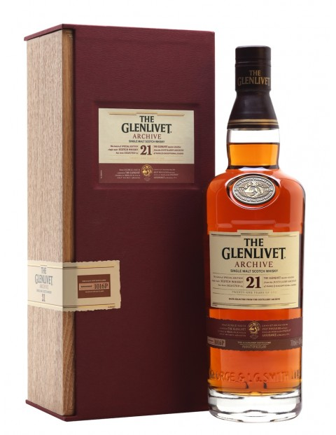 The Glenlivet - Archive 21 YO