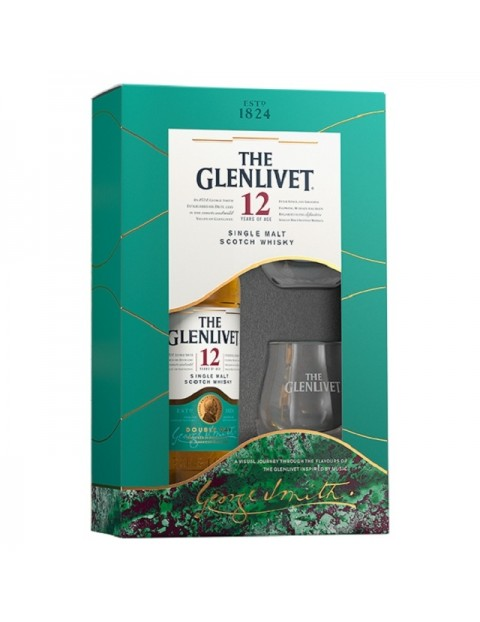 The Glenlivet - First Fill 12 YO